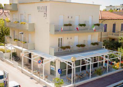 Hotel Miami Spiaggia